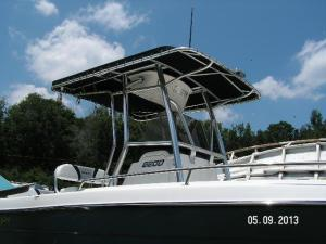 top w rod holder Century boats